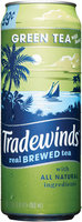 Tradewinds Pre-Priced Green Tea with Honey 23 fl. oz. Can
