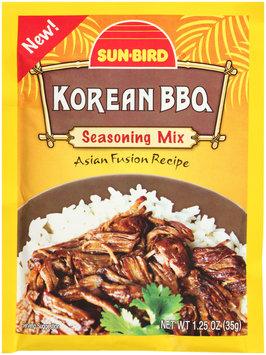 Sun-Bird® Korean BBQ Seasoning Mix 1.25 oz. Packet