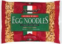 Schnucks® Extra Wide Egg Noodles Pasta 16 oz. Bag