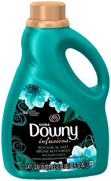 Infusions Ultra Downy® Infusions™ Botanical Mist™ Liquid Fabric Softener