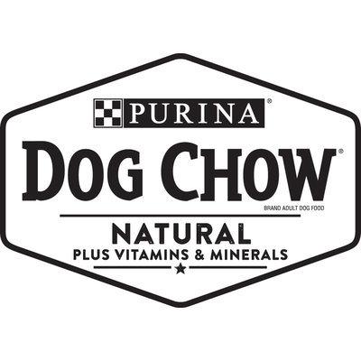 Purina Dog Chow Natural Plus Vitamins & Minerals Adult Dog Food Logo