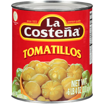 La Costena® Tomatillos 100 oz. Can