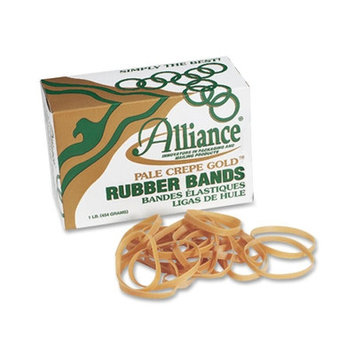 Alliance Rubber ALL20645 Rubber Bands- Size 64- 1lb- 3.50in.x.25in.
