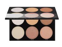 BH Cosmetics® Spotlight Highlight - 6 Color Palette