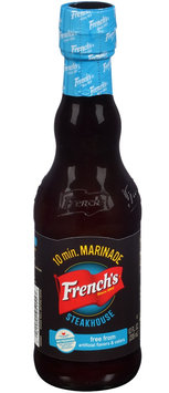 French's® Steakhouse 10 Min. Marinade