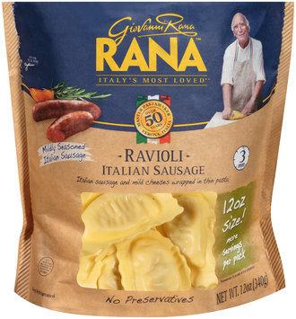 Rana® Italian Sausage Ravioli 12 oz. Bag