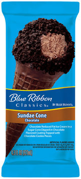 Blue Ribbon Classics® Sundae Cone Chocolate Ice Cream Cone Wrapper