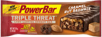 PowerBar® Triple Threat® Caramel Nut Brownie Energy Bar