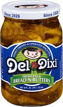 Del-Dixi® Bread-N-Butters 16 fl. oz. Jar