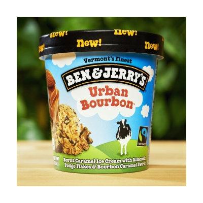 Ben & Jerry's® Urban Bourbon™ Ice Cream
