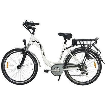Yukon Trail Xplorer Sport-Hybrid XF26 Womens Electric Bike - White