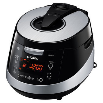 Cuckoo Electronics Cuckoo IH Pressure Rice Cooker CRP-HS0657F (6 Cups) 110v
