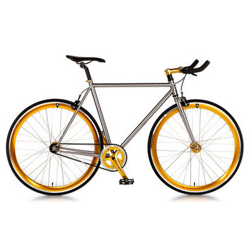 Big Shot Bikes Streaker Single Speed Fixed Gear Road Bike Size: 52cm
