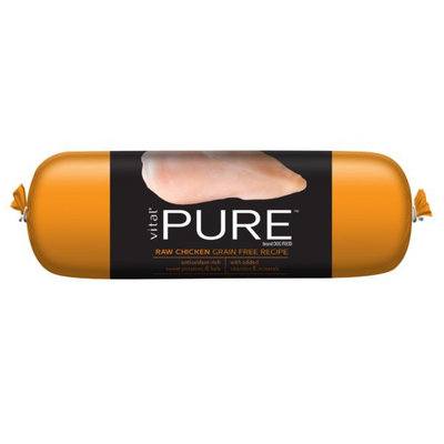 Freshpet® Vital® PURE™ RAW CHICKEN GRAIN FREE RECIPE WITH SWEET POTATO & KALE DOG FOOD