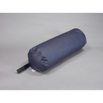 Core Products Fluffy Bolster Color: Black