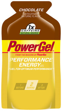 PowerGel® Chocolate Performance Energy Gel 1.44 oz. Pouch