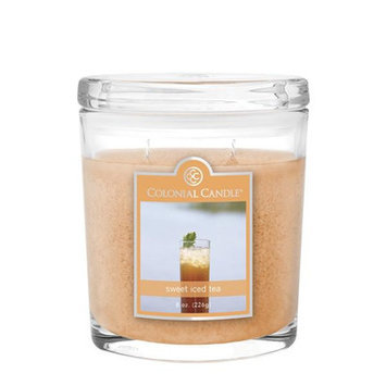 Colonial Candle Sweet Iced Tea Jar Candle (Set of 4)