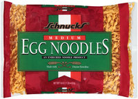 Schnucks® Medium Egg Noodles Pasta 16 oz. Bag