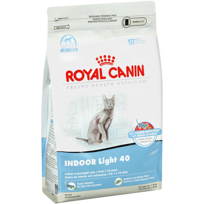 Royal Canin® Feline Health Nutrition™ Indoor Light 40 Cat Food 3 lb. Bag