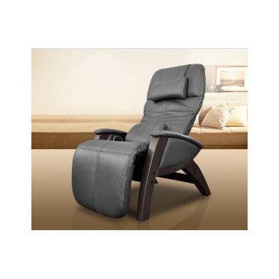 Cozzia Svago Benessere Massage Chair, Ivory / Dark Walnut