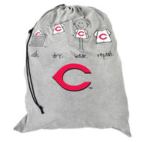 Forever Collectibles MLB Laundry Bag MLB Team: Cincinnati Reds