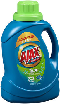 Ajax® Advanced Oxi Plus Odor Blitz Laundry Detergent 32 Loads 50 fl. oz. Jug