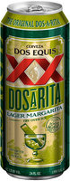 Dos Equis Dos-A-Rita Lager Margarita