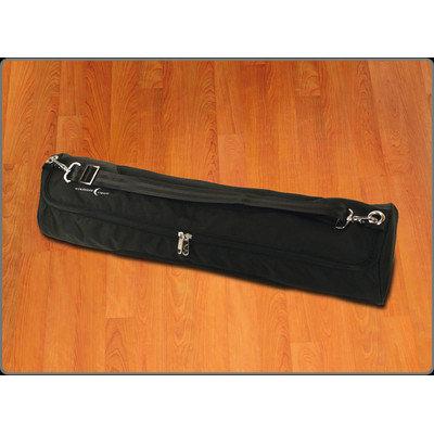 Crescent Moon Premium Mat Tube Carryall - Black
