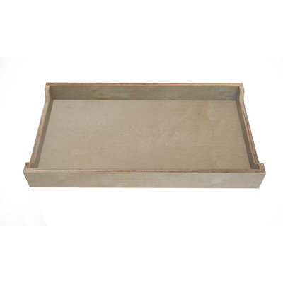 Spot On Square Hiya-Ulm Changing Tray-Birch
