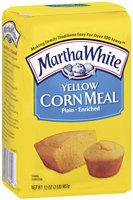Martha White Yellow Plain Enriched Corn Meal 32 Oz Bag