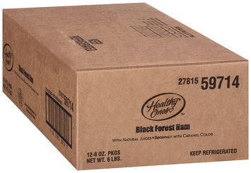 Healthy Ones™ Sliced Black Forest Ham 8 oz. Pack