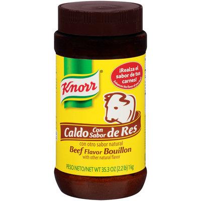 Knorr® Beef Flavor Bouillon 35.3 oz. Jar