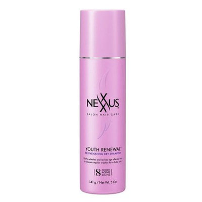 NEXXUS® YOUTH RENEWAL REJUVENATING DRY SHAMPOO