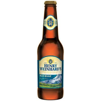 Henry Weinhard's Pale Ale Blue Boar