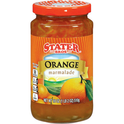 Stater Bros.® Orange Marmalade 18 oz.