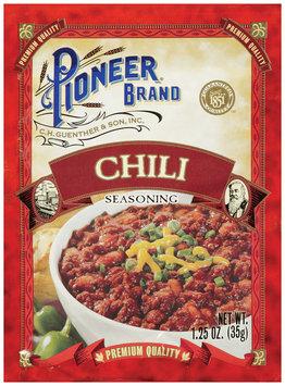 Pioneer® Brand Chili Seasoning 1.25 oz.