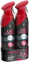 Air Effects Unstopables SPRING Air Freshener (2 Count, 19.4 oz)