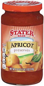 Stater Bros.® Apricot Preserves 18 oz.