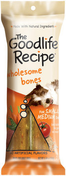 Archived The Goodlife Recipe Wholesome Bones For Small & Medium Dogs Dog Care & Treats 5.82 Oz Peg