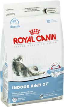 Royal Canin® Feline Health Nutrition™ Indoor Adult 27™ Cat Food 3 lb. Bag