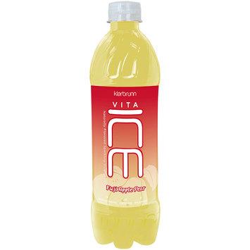 Klarbrunn Vita Ice Fuji Apple Pear Sparkling Water 17 fl. oz. Bottle