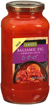 CLASSICO Balsamic Fig Simmering Sauce