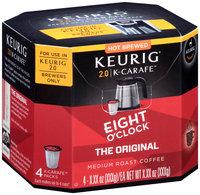 Eight O'Clock® The Original Medium Roast Coffee K-Carafe™ Packs 4 ct Box