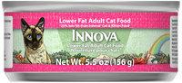 Innova® Lower Fat Adult Cat Food 5.5 oz. Can