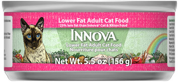 Innova® Lower Fat Adult Cat Food 5.5 oz. Can