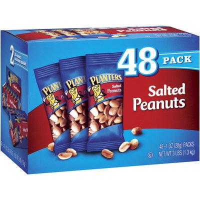 Planters Salted 1 Oz Peanuts 48 Ct Box