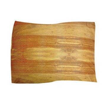 Dogzzzz Wood Flooring Pet Throw Size: X-Large