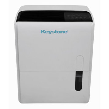 Keystone 95 Pint Dehumidifier with Built-in Pump Energy Star
