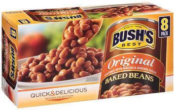 Bush's Best® Original Baked Beans 8-16.5 oz. Cans