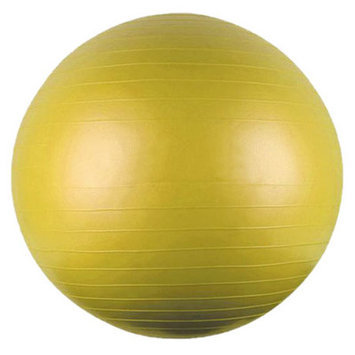 Yoga Direct Weighted Pilates Ball Yellow